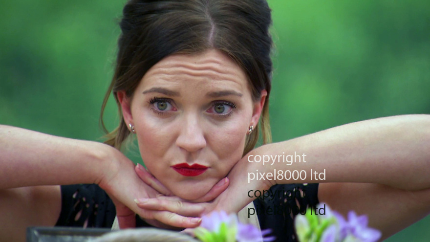 Pic shows: BBC Great British Bake Off final 2016<br /> <br /> <br /> <br /> Candice<br /> wins the final<br /> beating Andrew and Jane <br /> <br /> Pic supplied by Pixel8000 Ltd