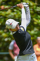 Sarah Jane Smith (AUS) watches her tee shot on 3 during round 4 of the U.S. Women's Open Championship, Shoal Creek Country Club, at Birmingham, Alabama, USA. 6/3/2018.<br /> Picture: Golffile | Ken Murray<br /> <br /> All photo usage must carry mandatory copyright credit (&copy; Golffile | Ken Murray)