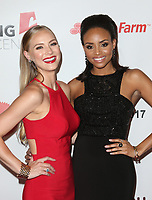 HOLLYWOOD, CA - SEPTEMBER 30: Kristen Dalton, Meagan Tandy, at The 6th Annual Saving Innocence Gala at Loews Hollywood Hotel, California on September 30, 2017. Credit: Faye Sadou/MediaPunch