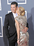 LeAnn Rimes and Eddie Cibrian  attends The 53rd Annual GRAMMY Awards held at The Staples Center in Los Angeles, California on February 13,2011                                                                               © 2010 DVS / Hollywood Press Agency