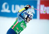 28.12.2019, Hochstein, Lienz, AUT, FIS Weltcup Ski Alpin, Riesenslalom, Damen, 2. Lauf, im Bild Marta Bassino ITA, 2. Platz // second placed Marta Bassino of Italy after her 2nd run of women s Giant Slalom of FIS ski alpine world cup at the Hochstein in Lienz, Austria on 2019/12/28. Lienz *** 28 12 2019, Hochstein, Lienz, AUT, FIS Alpine Ski World Cup, giant slalom, women, 2 run, in the picture Marta Bassino ITA, 2 place second placed Marta Bassino of Italy after her 2nd run of women s Giant Slalom of FIS ski alpine world cup at the Hochstein in Lienz, Austria on 2019 12 28 Lienz PUBLICATIONxNOTxINxAUT EPgru<br /> Sci Coppa del Mondo Femminile <br /> Foto Imago/Insidefoto <br /> ITALY ONLY