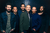 Apr 08, 2014: LINKIN PARK - Photosession in Hollywood CA USA