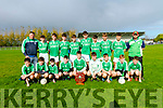 Ballyduff U16's who won the North Kerry Championship final against Listowel in Moyvane on Sunday morning.