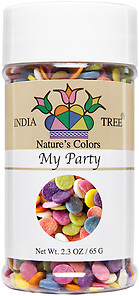 10832 Nature's Colors My Party, Small Jar 2.3 oz