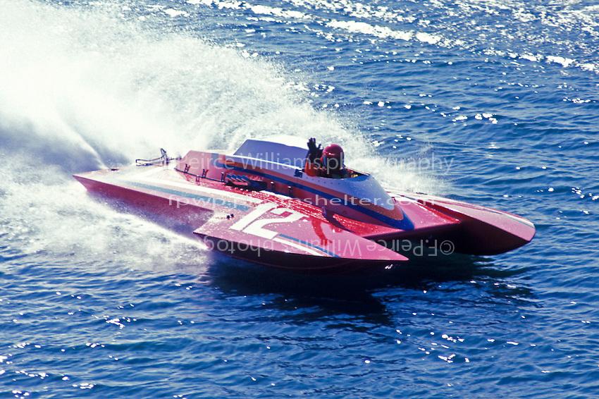 """GP-12 """"A-Team"""", Tonawanda 1986"""