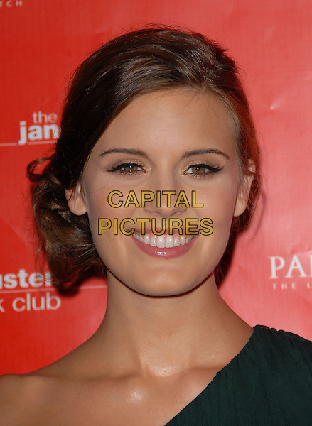 MAGGIE GRACE.attends The Jane Austen Book Club Premiere held at The Cinerama Dome in Hollywood, California, USA, .September 20 2007.           .portrait headshot                                                                      .CAP/DVS.©Debbie VanStory/Capital Pictures