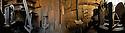 01/03/03 - THIERS - PUY DE DOME - FRANCE - Ancien atelier de coutellerie NAVARON - Photo Jerome CHABANNE