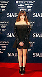 Park Bo-Ram, Oct 28, 2014 : South Korean singer Park Bo-Ram arrives before the 2014 Style Icon Awards (SIA) in Seoul, South Korea. The SIA is a style and culture festival. (Photo by Lee Jae-Won/AFLO) (SOUTH KOREA)
