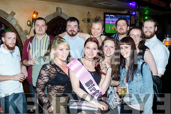 Good Fun<br /> -------------<br /> Anastazta Michniewicz from Tralee had a great night in the Abbey Inn celebrating her 26th birthday last Saturday along with family and friends.
