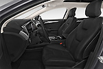 Front seat view of a 2015 Ford Mondeo Titanium 5 Door Wagon 2WD Front Seat car photos