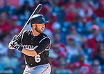 28 August 2016: Colorado Rockies outfielder Ryan Raburn in action against the Washington Nationals at Nationals Park in Washington, DC. The Rockies defeated the Nationals 5-3 to take the rubber match of their 3-game series. Mandatory Credit: Ed Wolfstein Photo *** RAW (NEF) Image File Available ***