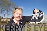 Tralee Women, Ann Marie Horgan, will undertake her very first marathon this weekend  in the annual Great Limerick Run.