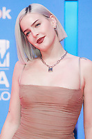 BILBAO, SPAIN-November 04: Anne Marie attend the EMA 2018 at BEC (Bilbao Exhibition Center) in Bilbao, Spain on the 4 of November of 2018. November04, 2018.  ***NO SPAIN*** <br /> CAP/MPI/RJO<br /> &copy;RJO/MPI/Capital Pictures