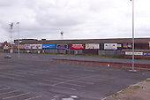 23/06/2000 Blackpool FC Bloomfield Road Ground..rear of west stand.....© Phill Heywood.