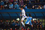 Koichi Sato (V Varen),.APRIL 17, 2013 - Football /Soccer : 2013 J.LEAGUE Division 2 ,9th sec match between Yokohama FC 1-2 V Varen Nagasaki at NHK Spring Mitsuzawa Football Stadium, Kanagawa, Japan. (Photo by Jun Tsukida/AFLO SPORT).
