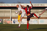 Eastbourne Borough FC (0) v Havant & Waterlooville FC (1) 08.03.14