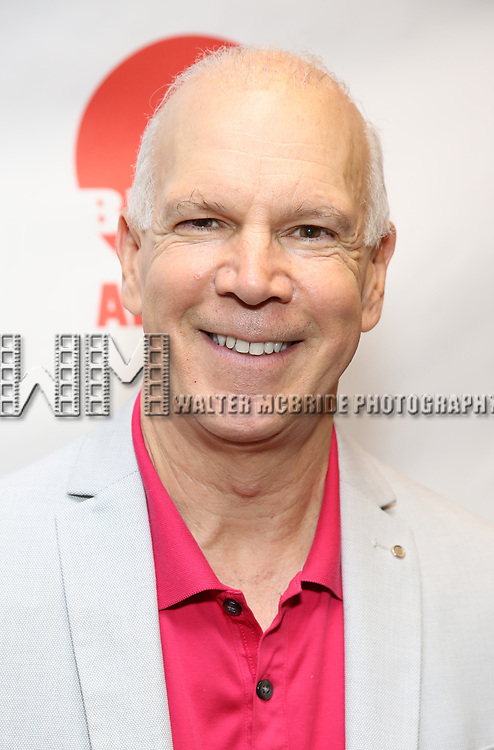 David Zippel attends the 7th Annual Off Broadway Alliance Awards at Sardi's on June 20, 2017 in New York City.