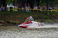Winner Jay Fox, #19 (SST-45 class)