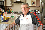 Former Kerry Footballer Paudie O'Mahoney pictured at his house in Killarney.