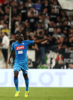 Calcio, Serie A: Juventus - Napoli, Torino, Allianz Stadium, 22 aprile, 2018.<br />