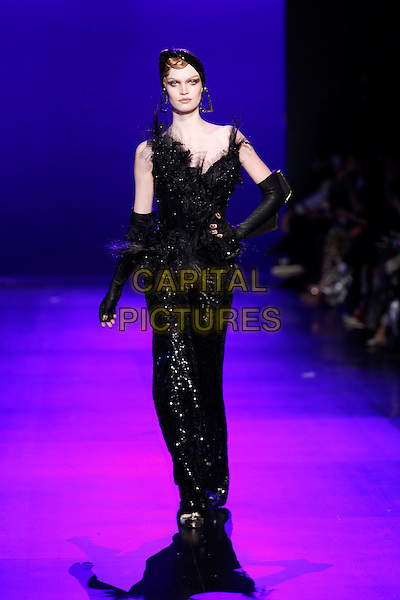 THE BLONDS<br /> New York Fashion Week FW 17 18<br /> in New York, USA February 2017.<br /> CAP/GOL<br /> &copy;GOL/Capital Pictures