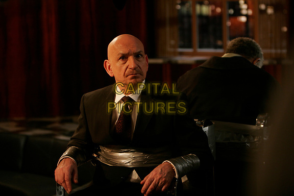 Lucky Number Slevin (2006) <br /> Ben Kingsley<br /> *Filmstill - Editorial Use Only*<br /> CAP/KFS<br /> Image supplied by Capital Pictures