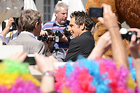 Martin Short and Ben Stiller attending the Madagaskar III photocall at Carlton hotel during Cannes International Film Festival in Cannes, France, 17.05.2012..Credit: Timm/face to face /MediaPunch Inc. ***FOR USA ONLY***
