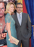 Steve Carell and wife at Warner Bros. Pictures' L.A Premiere of  The Incredible Burt Wonderstone held at The Grauman's Chinese Theater in Hollywood, California on March 11,2013                                                                   Copyright 2013 Hollywood Press Agency