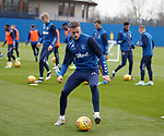 22.11.2019 Rangers training: Andy King