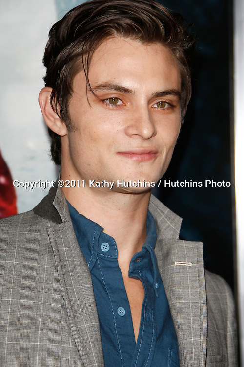 "LOS ANGELES - MAR 7:  Shiloh Fernandez arriving at the ""Red Riding Hood"" Premiere at Grauman's Chinese Theater on March 7, 2011 in Los Angeles, CA"