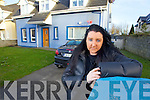 Joanne Barry whos House, Car and Business premises have had eggs thrown at them.