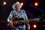 Alan Jackson performs at LP Field during the 2012 CMA Music Festival on June 10, 2011 in Nashville, Tennessee.