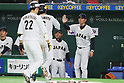 Hiroki Kokubo (JPN), <br /> MARCH 15, 2017 - WBC : <br /> 2017 World Baseball Classic <br /> Second Round Pool E Game <br /> between Japan - Israel <br /> at Tokyo Dome in Tokyo, Japan. <br /> (Photo by YUTAKA/AFLO SPORT)