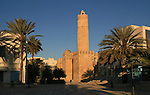 The ribat in Medina of Sousse, Tunisia.