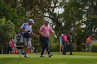 Jon Rahm (ESP) heads down 2 during round 4 of The Players Championship, TPC Sawgrass, at Ponte Vedra, Florida, USA. 5/13/2018.<br /> Picture: Golffile | Ken Murray<br /> <br /> <br /> All photo usage must carry mandatory copyright credit (&copy; Golffile | Ken Murray)