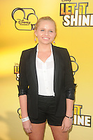 Alli Simpson at Disney's 'Let It Shine' premiere held at Directors Guild Of America on June 5, 2012 in Los Angeles, California. © mpi35/MediaPunch Inc. ***NO GERMANY***NO AUSTRIA***