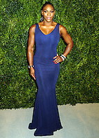 NEW YORK CITY, NY, USA - NOVEMBER 03: Serena Williams arrives at the 11th Annual CFDA/Vogue Fashion Fund Awards held at Spring Studios on November 3, 2014 in New York City, New York, United States. (Photo by Celebrity Monitor)