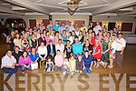 A large crowd gathered with Jimmy and Marguerite Normoyle from Monagea last Friday night to celebrate their 25th wedding anniversary in The Devon Inn, Templeglantine..