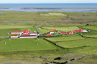 Farming, Southern Coast of Iceland