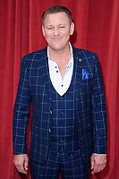 Chris Walker arriving for the British Soap Awards 2018 at the Hackney Empire, London, UK. <br /> 02 June  2018<br /> Picture: Steve Vas/Featureflash/SilverHub 0208 004 5359 sales@silverhubmedia.com