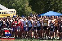 2012 Hancock XC 4A Varsity Boys Start