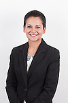 26/11/2013 Corporate portrait for Buck Consultants, Manchester. Nasreen Lateef
