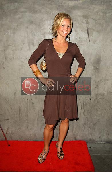 Natalie Worden<br />at Alana Curry's Birthday Party. Lounge 217, Santa Monica, CA. 05-04-06<br />Dave Edwards/DailyCeleb.com 818-249-4998