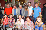 Enjoying a Family Gathering From South Africa originally from Strand Road, O'Rahillys Villas at Darcy's on Saturday Front left to right, Anna Foley, Tricia Healy, Nuala Schlumpf, Sophia Foley, Anna Foley, Christina Foley.  Back left to right, James Foley, Hans Schlumpf, Donie Houlihan, Tanya O'Sullivan, James Horan, Jonathan Nulan