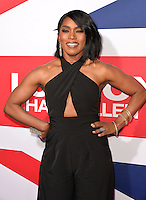 "01 March 2016 - Hollywood, California - Angela Bassett. ""London Has Fallen"" Los Angeles Premiere held at ArcLight Cinemas Cinerama Dome. Photo Credit: Koi Sojer/AdMedia"