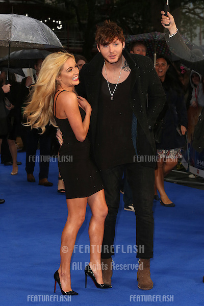 James Arthur at X-Men: Days Of Future Past - UK film premiere<br /> London, England. 12/05/2014 Picture by: Henry Harris / Featureflash