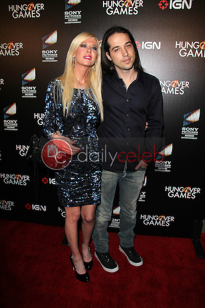 Tara Reid, Erez Eisen<br />