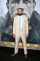 "LOS ANGELES - MAY 8:  Kingsley Ben-Adir at the ""King Arthur Legend of the Sword"" World Premiere on the TCL Chinese Theater IMAX on May 8, 2017 in Los Angeles, CA"
