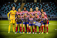 Manchester City Women v Atlético de Madrid Femenino - Champions League round of 16 - 16.10.2019