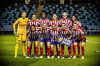 Manchester City Women v Atlético de Madrid Femenino - Champions League round of 16 - 16.10.2019